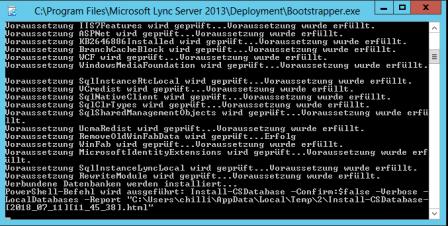 Lync Server 2013 Cumulative Update 8