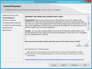 Lynx 2013 SQL Server Service Pack Update 3