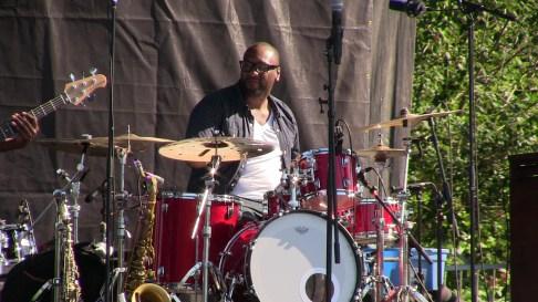 Marcus Strickland drummer