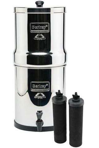 Big Berkey and filters