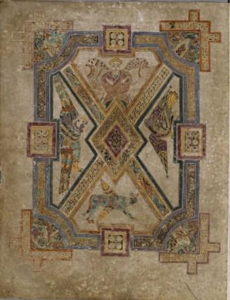 Κατά Ιωάννη σύμβολα των 4 Ευαγγελιστών