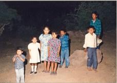niños guarijíos