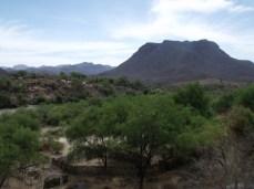 Desde San Bernardo, Álamos, Sonora