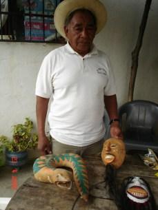 Artesanía Guarijia