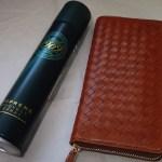 【ココマイスター】財布の防水が本当に効いているか検証!