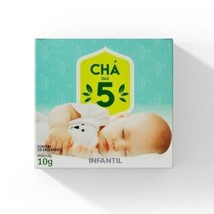 Chá das 5 – Infantil – Mate Laranjeiras 10g