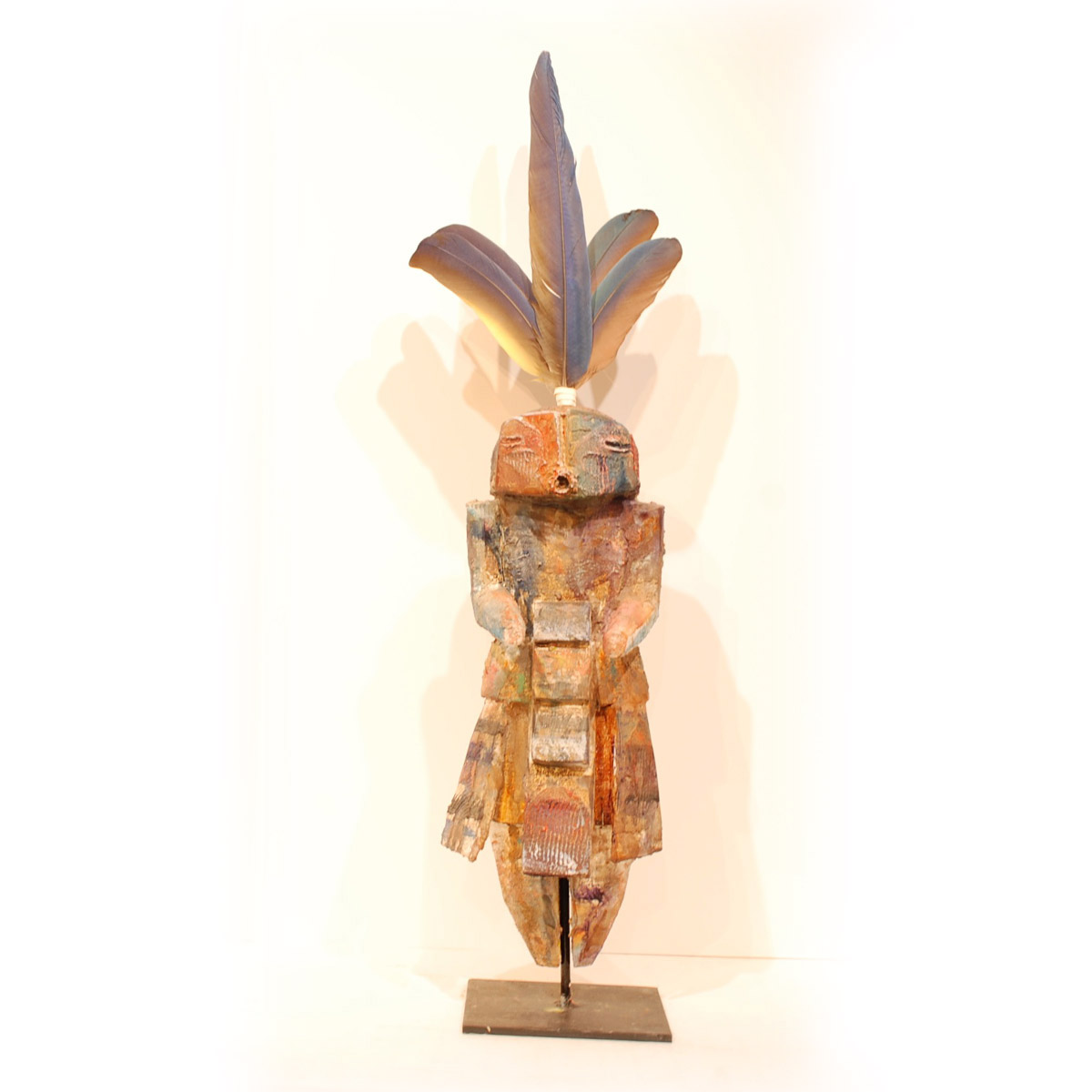 Sheldon Harvey-Navajo-Chimayo Trading del Norte-Sculpture