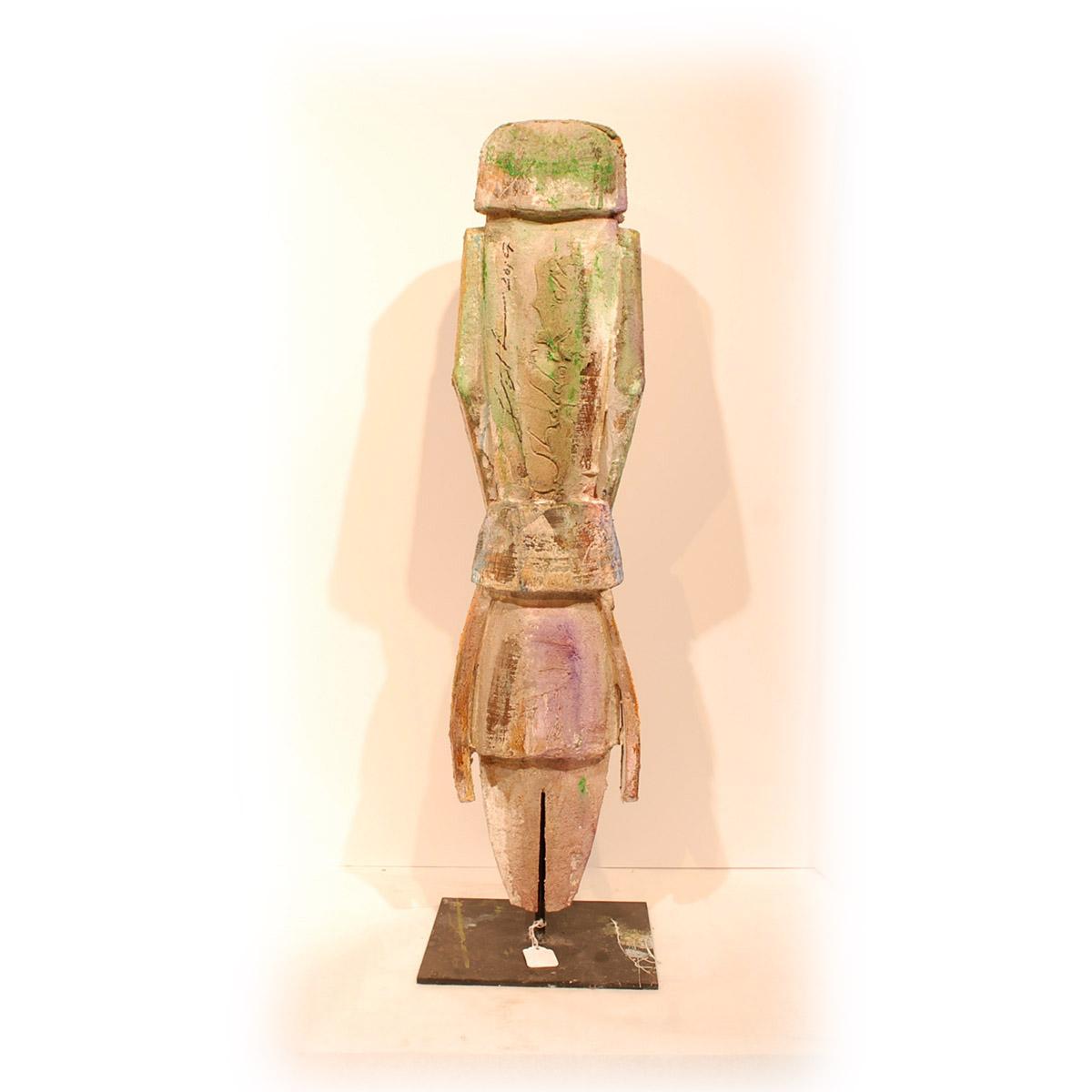 Sheldon Harvey-Navajo-Chimayo Trading del Norte-Sculpture