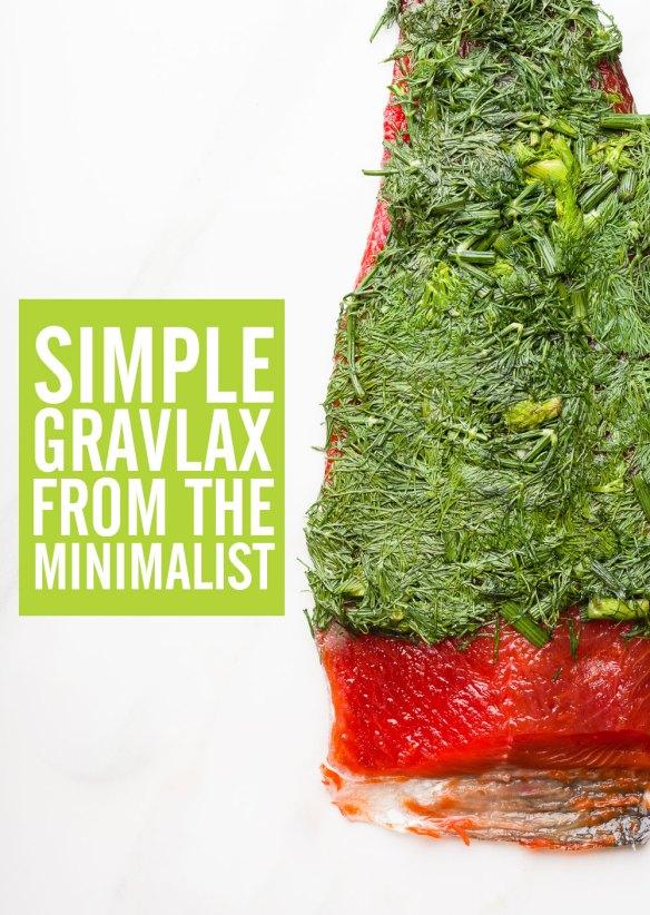 Gravlax | Minimally Invasive