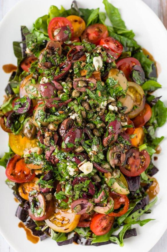 Roman Salad | Minimally Invasive
