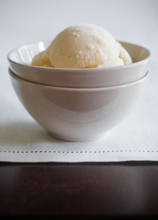 Sweet Corn Frozen Yogurt | Minimally Invasive