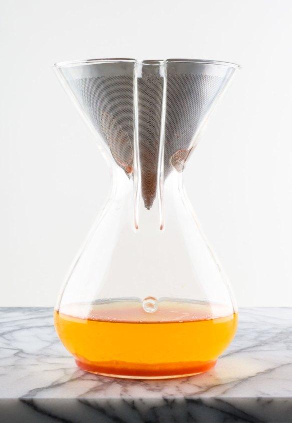 Chemex Tomato Water | Minimally Invasive