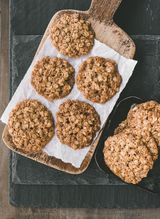 GF Oatmeal Lace Cookies   Minimally Invasive