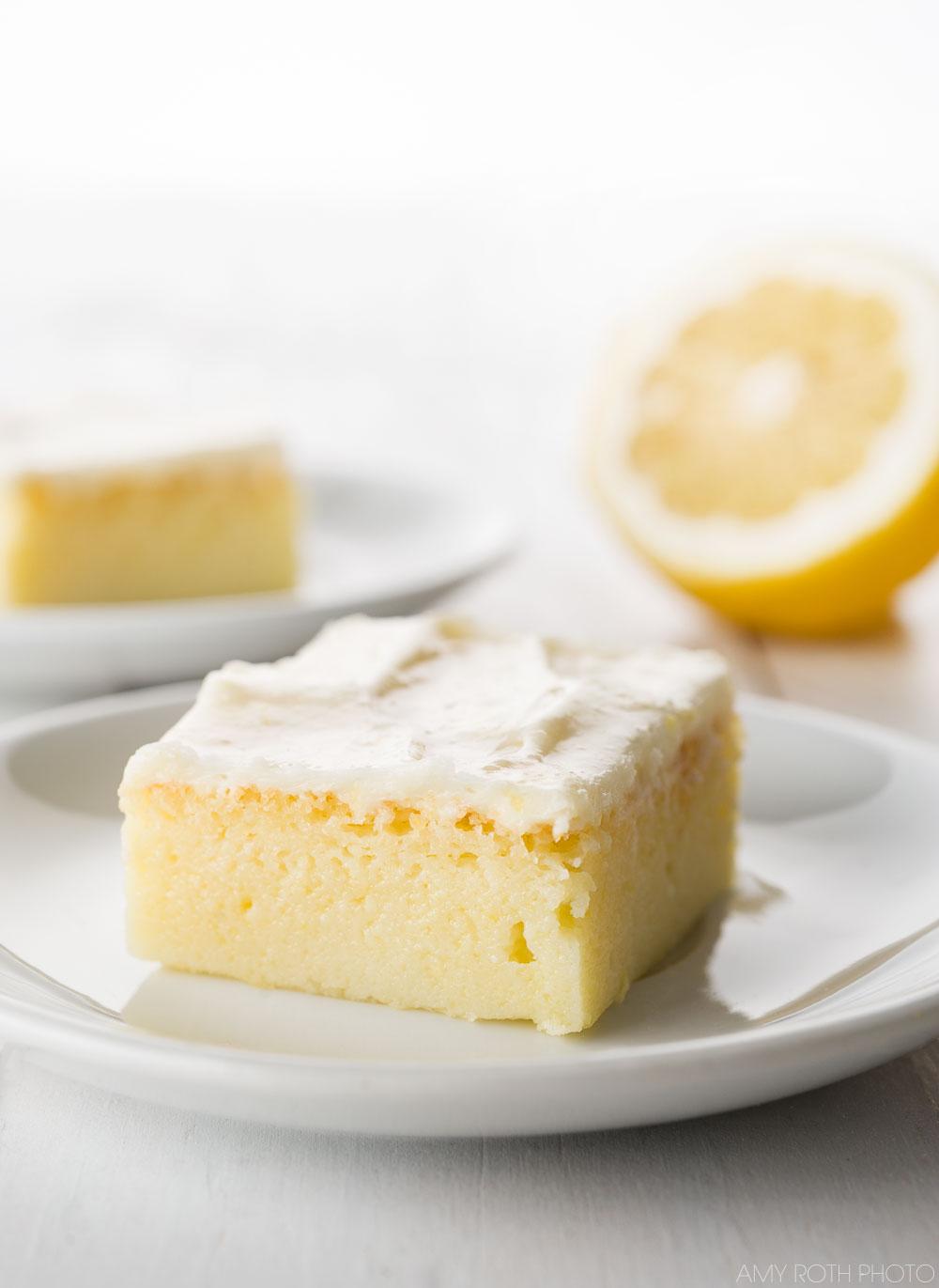 Simple Butter Cake Recipe