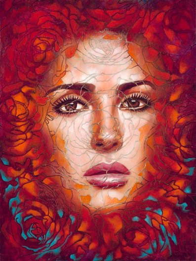 'Salma entre Rosas'