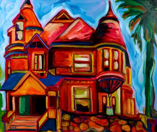 'Victorian House'