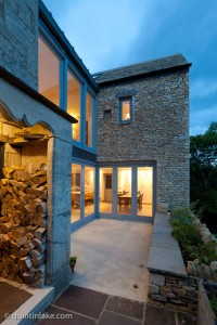 Quince Tree Cottage, Rockness, Gloucestershire. Architect: Millar Howard Workshop