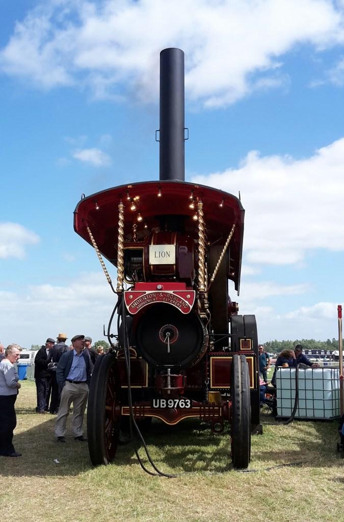 South Cerney Steam Rally