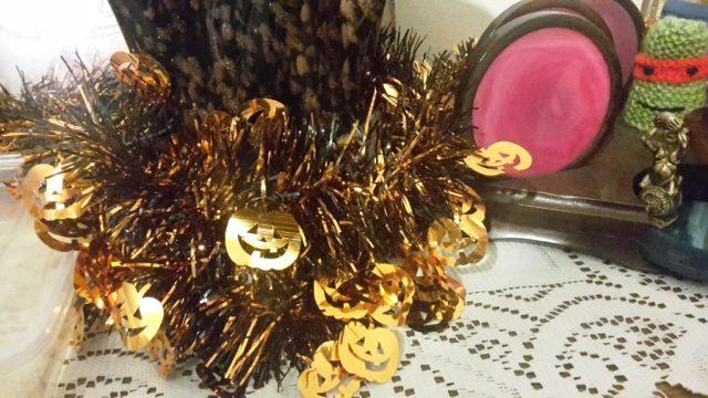 Halloween Tinsel - Primark
