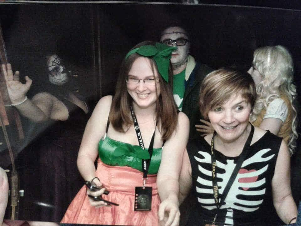 Hallowhedon convention costumes 2014