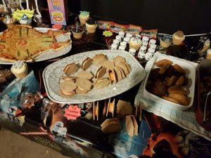 Tie-Fighters - Star Wars food