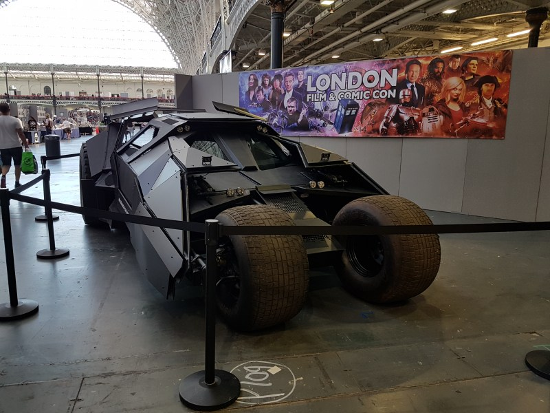 London Film and Comic Con 2018
