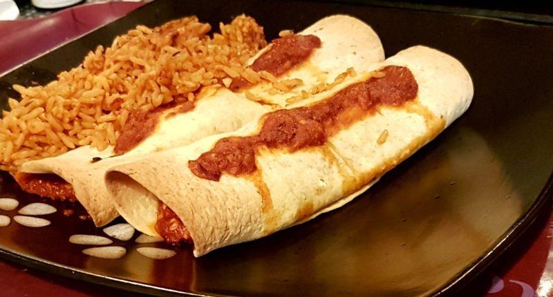 cheesy baked enchiladas