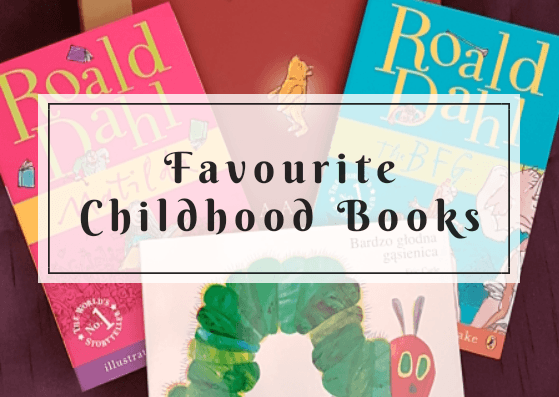 Favourite childhood books