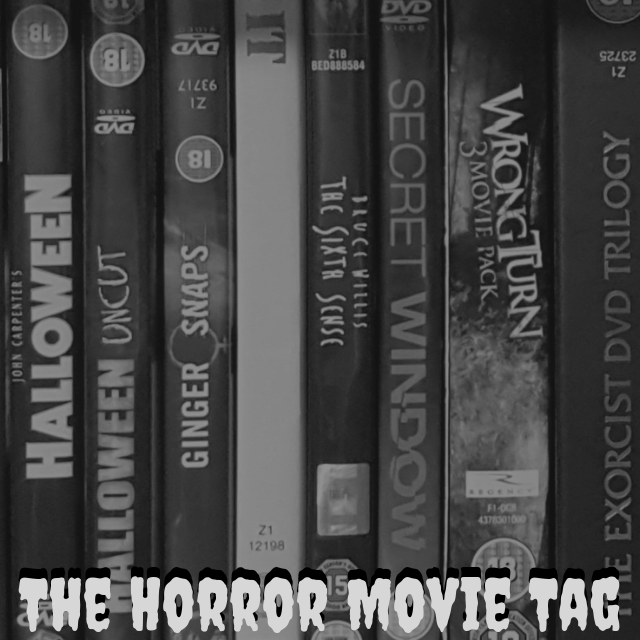 Horror Movie Tag