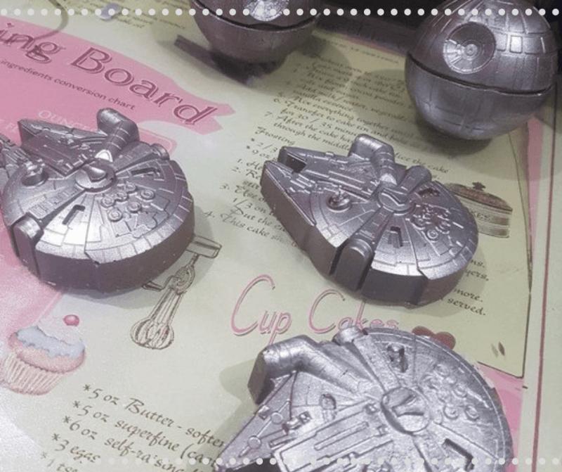 Geeky Gift ideas : Star Wars chocolates