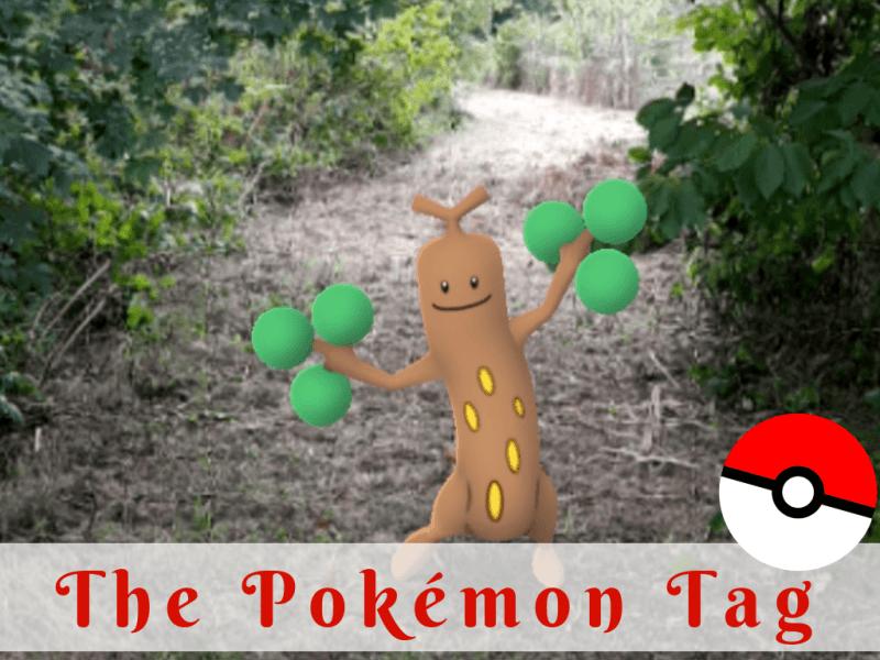 The Pokemon Tag