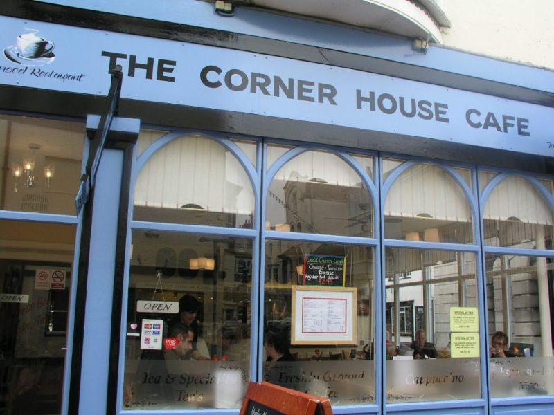 The Corner House Cafe, Weymouth
