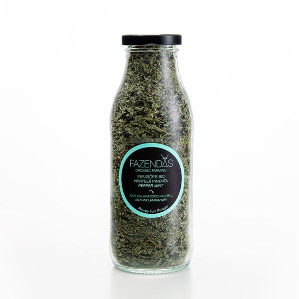 Chá Hortelã Pimenta