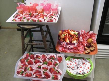 Valentine's Day yummies!
