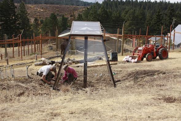 jb seana construct negra's cabin