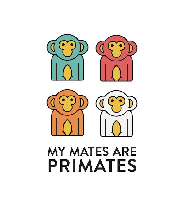 My Mates are Primates (stacked)