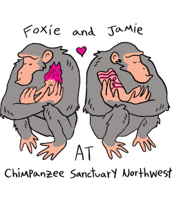 Foxie and Jamie