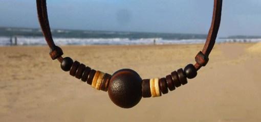 Ojo Venado Amulett Halskette