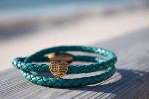 Freundschaftsarmband Sunset Beach Surferarmband