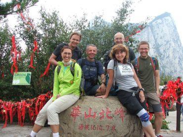 Mt. Hua, Northern Peak