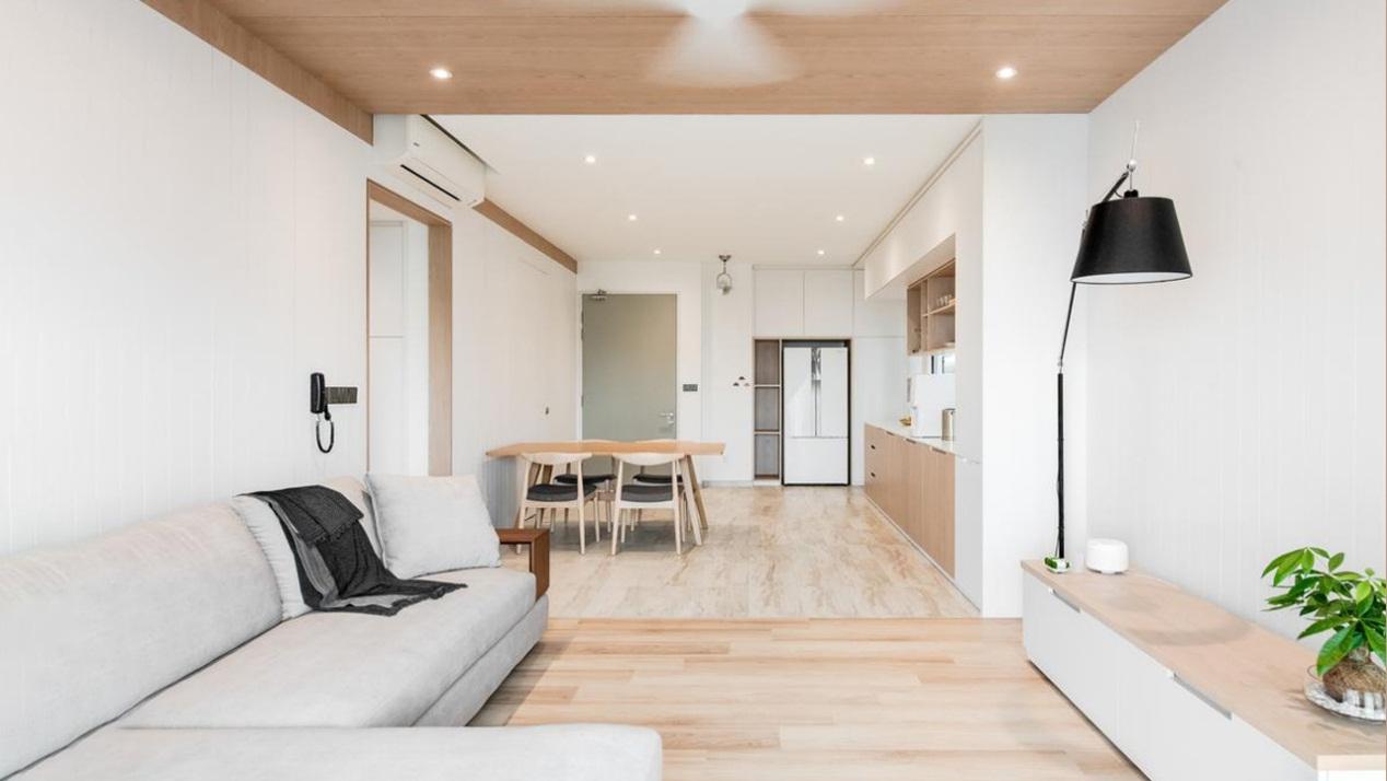【家居佈置】3個Muji家具裝潢設計重點 打造休閒日系風格無難度 | Sundaymode
