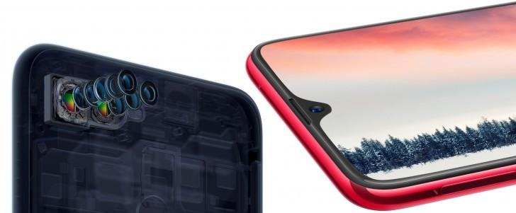 Смартфоны Oppo F9 и F9 Pro представлены официально