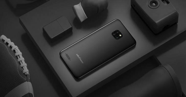 Анонсирован доступный смартфон Ulefone Note 7