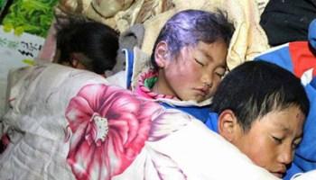 Qinghai earthquake disaster photos