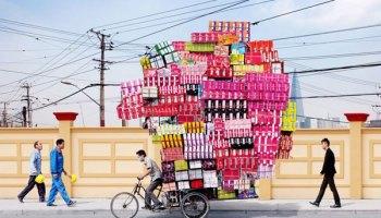 totem photo project-China Alain Delorme