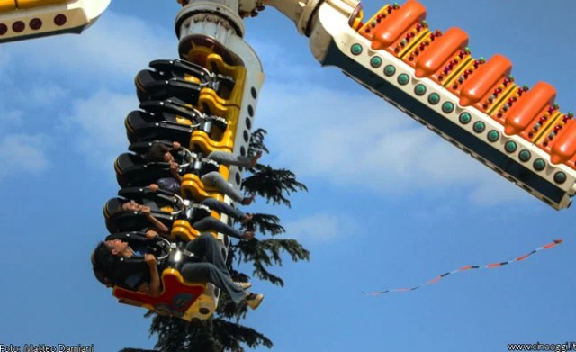 dive---Luna Park in China