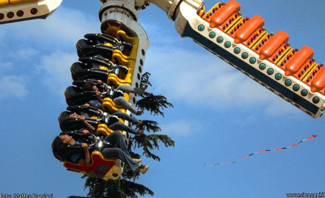 dive---Luna Park in China