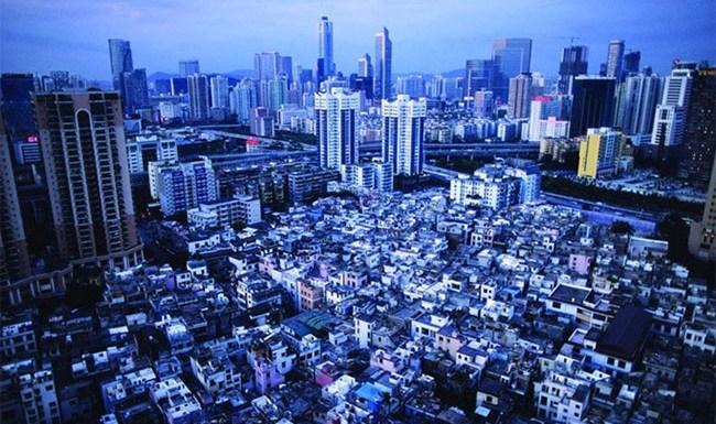 Yang Kei village - Guangzhou urban village