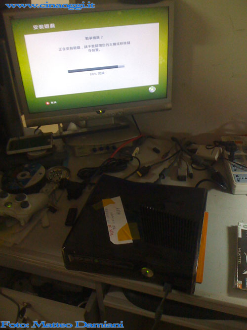 Inside the Chinese pirates den: hacking Xbox360 & Playstation 3