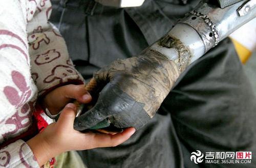 Bionic Hands from scrap